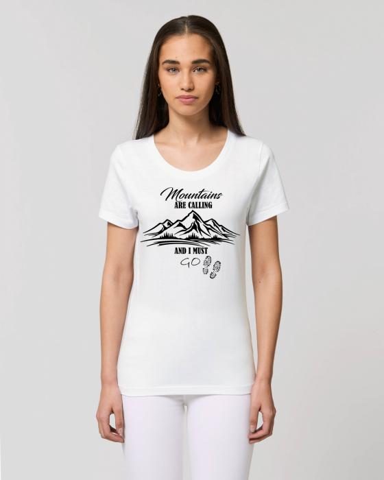 Tricou dama- Mountains are calling 1 0