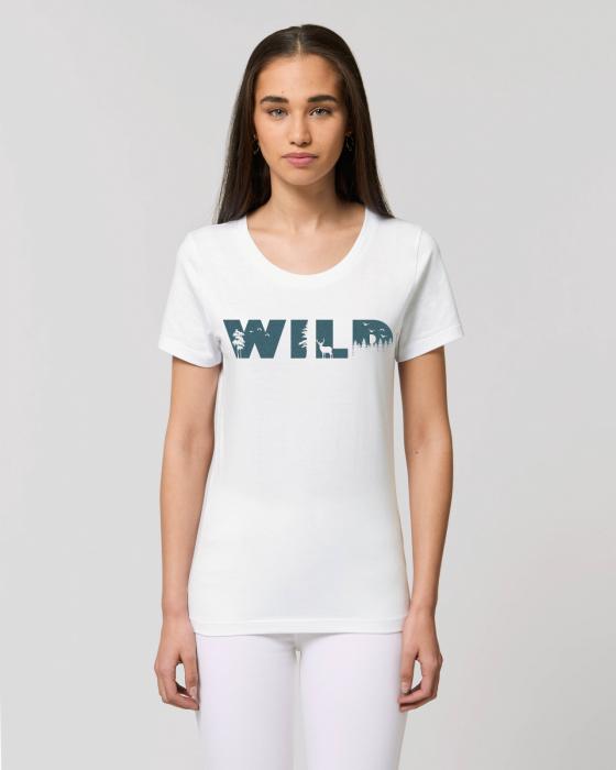 Tricou dama - Wild 1 0
