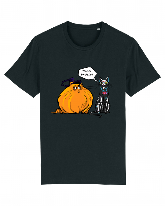 Tricou Hello Pumpkin! by Cristina Ion 1