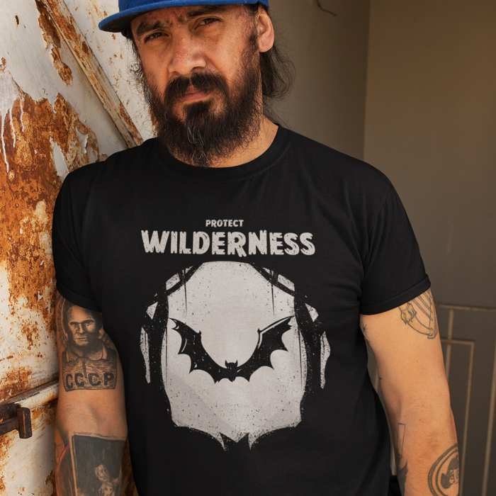 Tricou Protect Wilderness [0]
