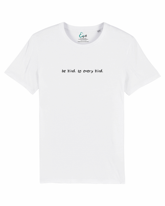 Tricou Unisex - Be kind to every kind 2