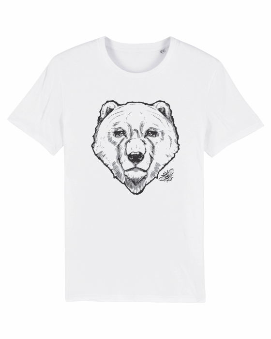 Tricou unisex - Bear2 [2]