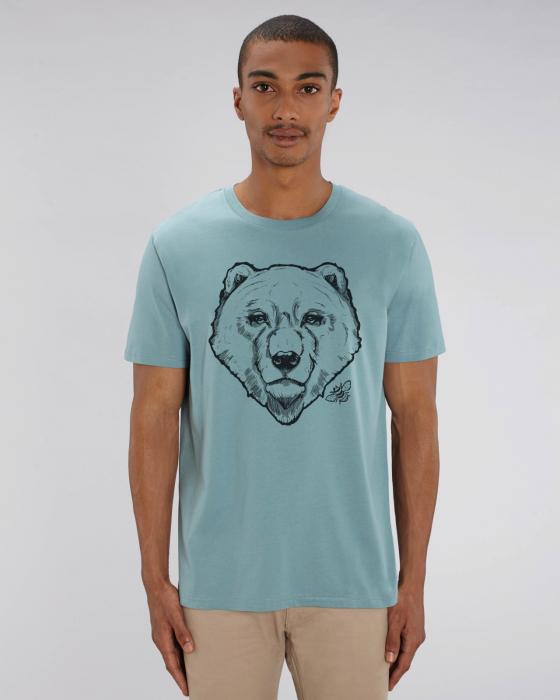 Tricou unisex - Bear2 [6]