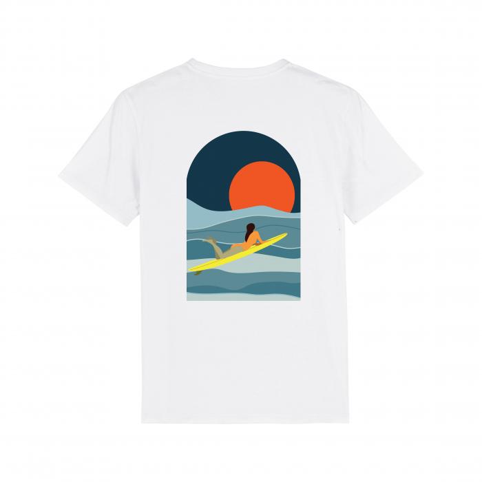 Tricou unisex - Ocean Love [2]