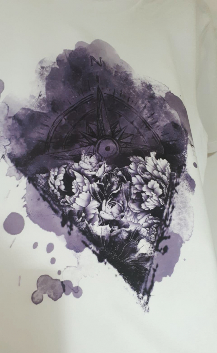 Tricou unisex - Directions [1]