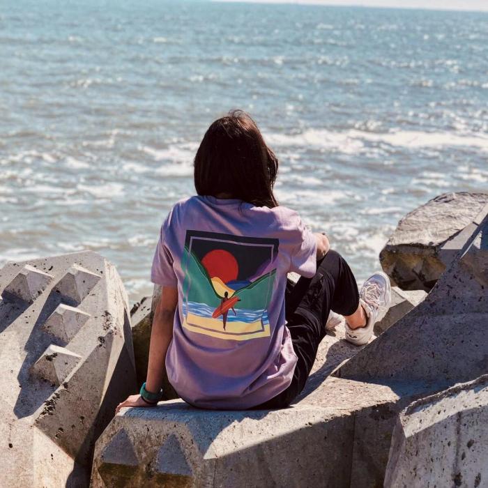 Tricou unisex - Last Wave [1]