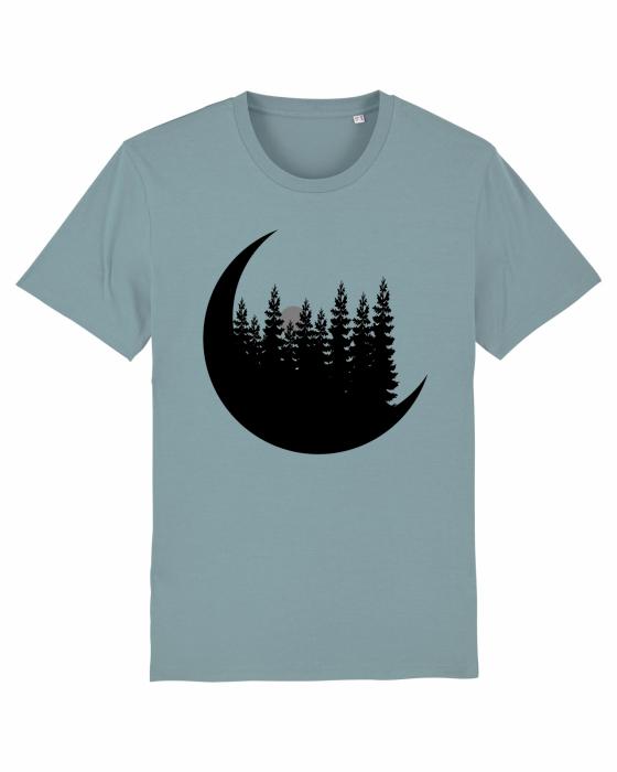 Tricou Unisex - Moon&Mountains 4