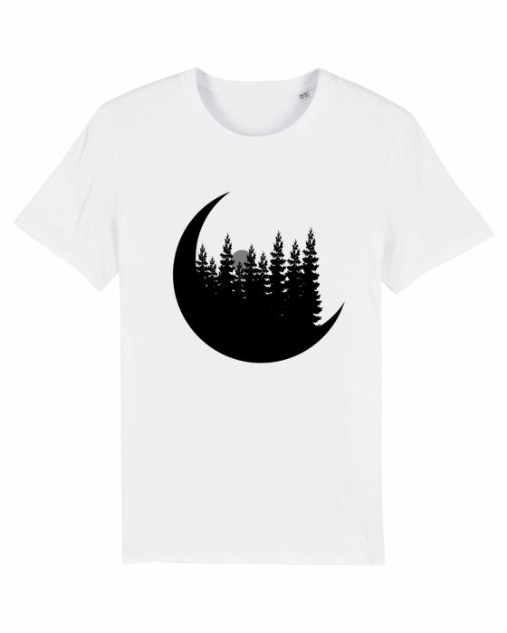 Tricou unisex - Moon&Mountains [3]