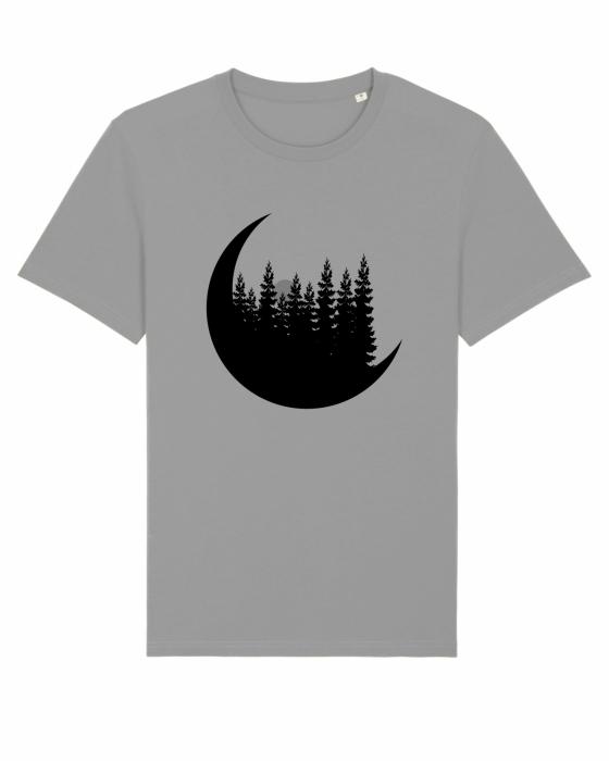 Tricou unisex - Moon&Mountains [1]