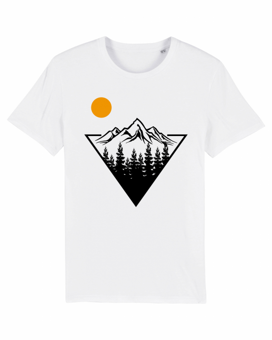 Tricou unisex - Mountains 1 1