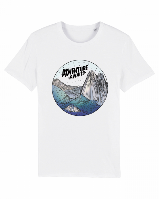 Tricou unisex - Mountains1 0