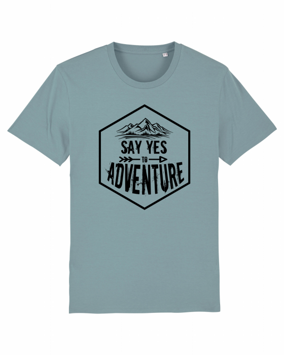 Tricou unisex - SAY YES 5
