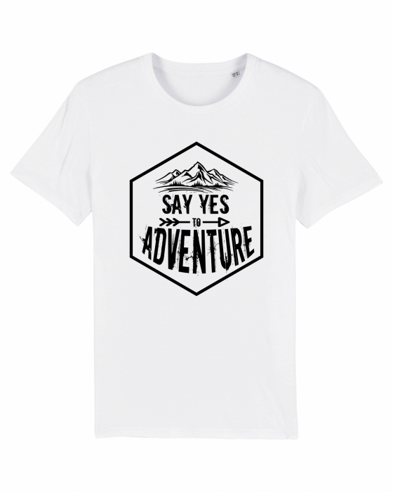 Tricou unisex - SAY YES 1