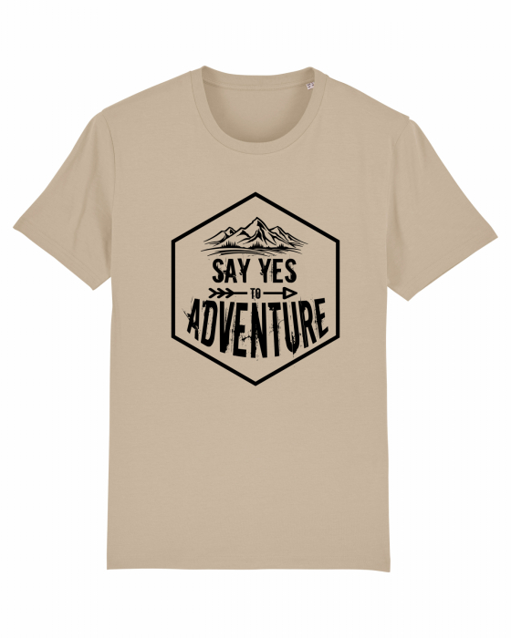 Tricou unisex - SAY YES 4