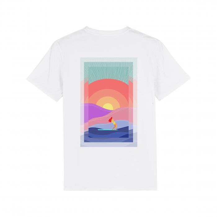Tricou unisex - Summer Sun 3