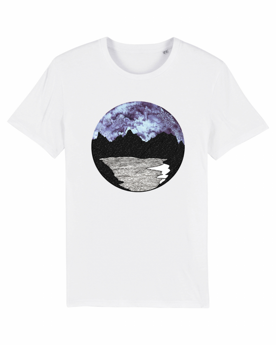 Tricou Unisex - The silence 1