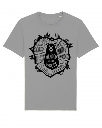 Tricou Unisex - All good in the woods1
