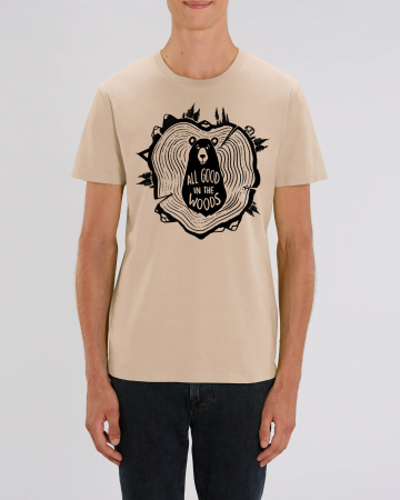 Tricou Unisex - All good in the woods8