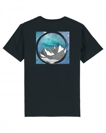 Tricou Unisex - A little piece of Earth0