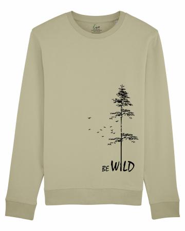 Bluza unisex Be Wild1