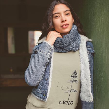 Bluza unisex Be Wild [3]