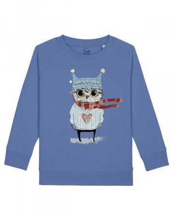 Bluza copii Bufnita3