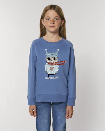 Bluza copii Bufnita5