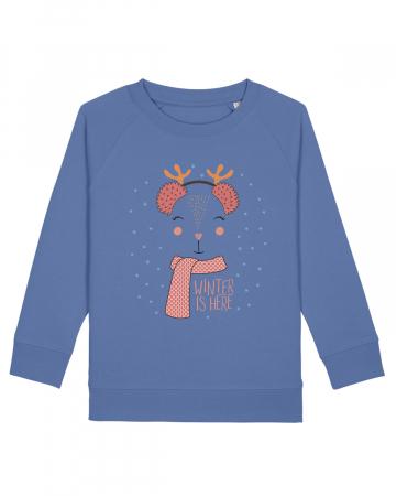 Bluza copii Caprioara imbujorata2