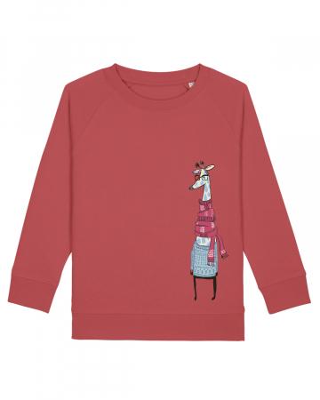 Bluza copii Girafa1