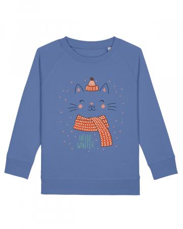 Bluza copii Pisicuta imbujorata1