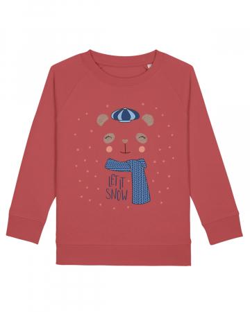 Bluza copii Ursuletul imbujorat3