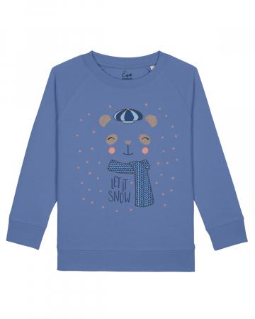 Bluza copii Ursuletul imbujorat2
