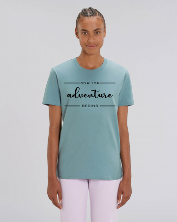Tricou Unisex - Adventure Begins2