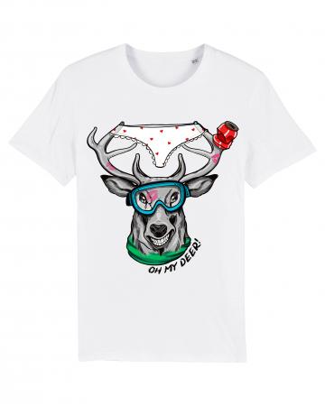 Tricou unisex - Deer3