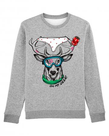 Bluza unisex - Deer1