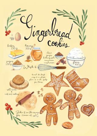 Tablou Gingerbread1