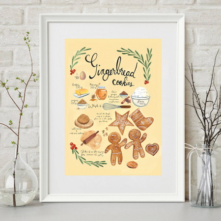 Tablou Gingerbread2