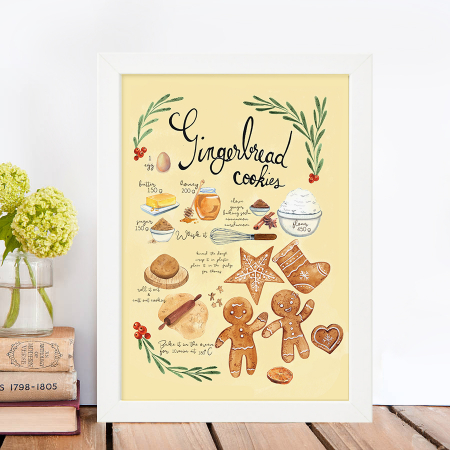 Tablou Gingerbread0