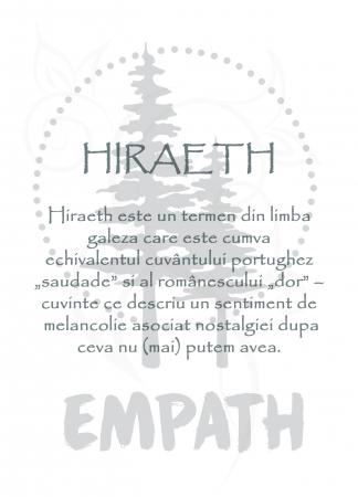 Hiraeth - tricou unisex [3]