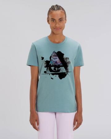 Tricou Unisex - I see the stars into your eyes5