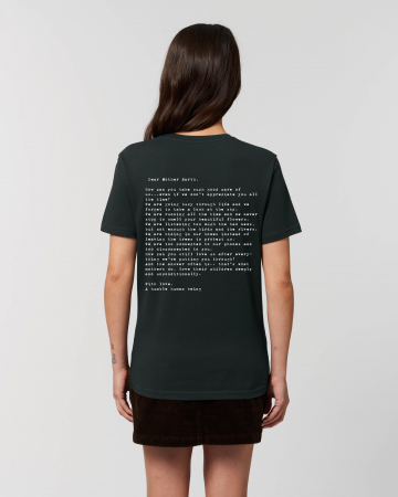 Tricou Unisex - Letter to Mother Earth2