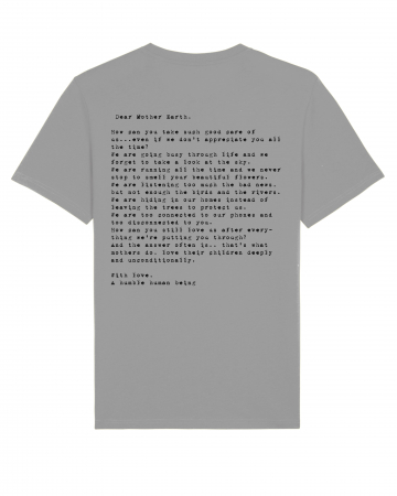Tricou Unisex - Letter to Mother Earth3