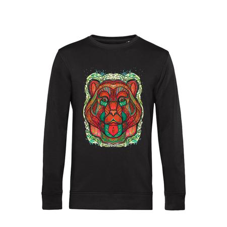 Psychedelic Bear - bluza unisex [0]