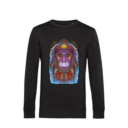 Psychedelic Monkey - bluza unisex [0]