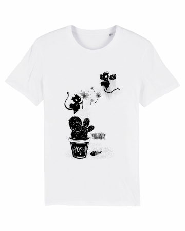 Tricou unisex Cats from Hell - 21