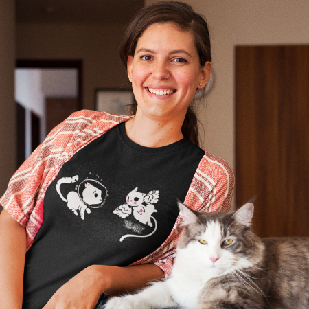 Tricou Cats from Hell0