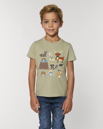 Tricou copii Animalute1