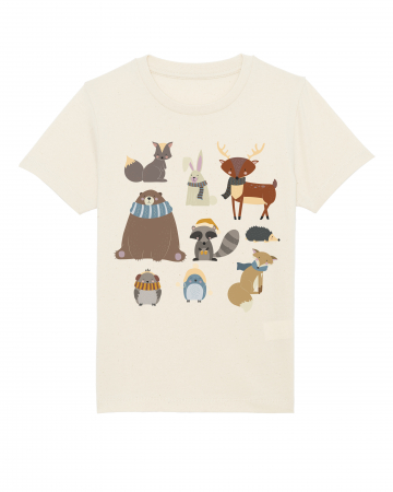 Tricou copii Animalute2