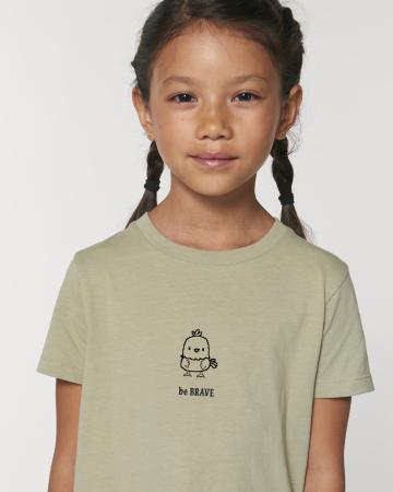 Tricou copii Be brave2