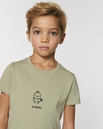 Tricou copii Be brave4